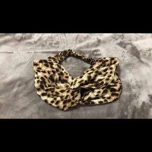 Cheetah Print Headband